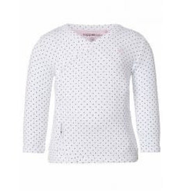 Noppies Shirt Overslag Kim White Dots