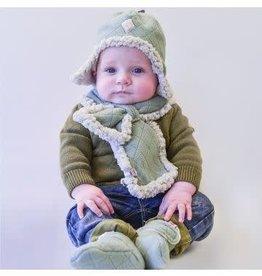 Lodger Wintersjaal fleece diverse kleuren