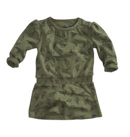 "Z8 Jurk ""Iniminie"" army green"