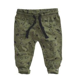 "Z8 Joggingbroek ""Zoef"" army green"