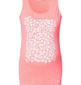 Supermom Singlet 'Simplicity' fluor pink
