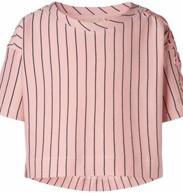 NOP Shirt 'Kendall' shortsleeve pink