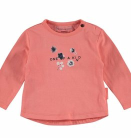 noppies baby Shirt longsleeve 'Lindsay' peach