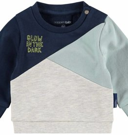 noppies baby Sweater 'Kettering' dark blue