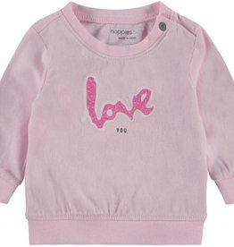 noppies baby Sweater 'Krina' roze