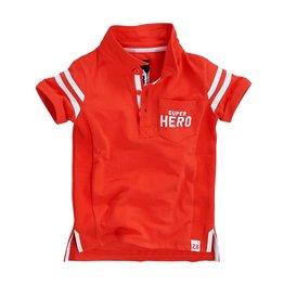 Z8 Polo shirt 'Dunston' red velvet