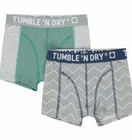 Tumble 'n Dry Onderbroeken boys 'Leono' shorts  2-pack