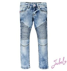 Jubel Skinny biker look light denim