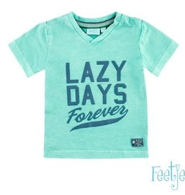 Feetje T shirt Lazy days mini Island