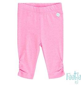 Feetje Legging mini 'Exotic' pink