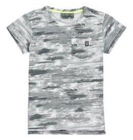 Tumble 'n Dry T-shirt 'Meccus' graphite grey