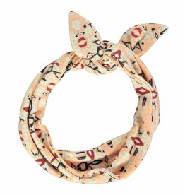 Tumble 'n Dry Haarband 'Daralis' tropical peach