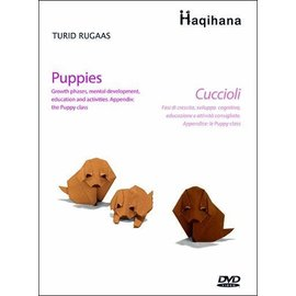 DVD Puppies by Turid Rugaas