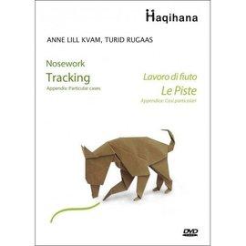 DVD Nosework Tracking     Anne Lill Kvam Turid Rugaas