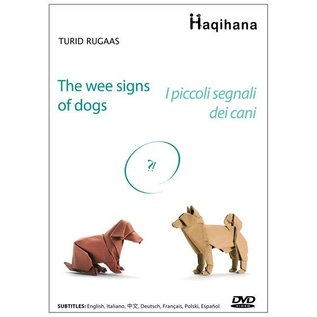 DVD The wee signs of dogs  Turid Rugaas