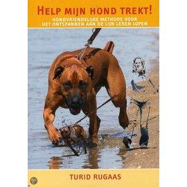 Boek Help mijn hond trekt!   Auteur Turid Rugaas