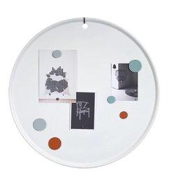 E|L by DEENS.NL XL Magneetbord 'Marie' Sneeuw