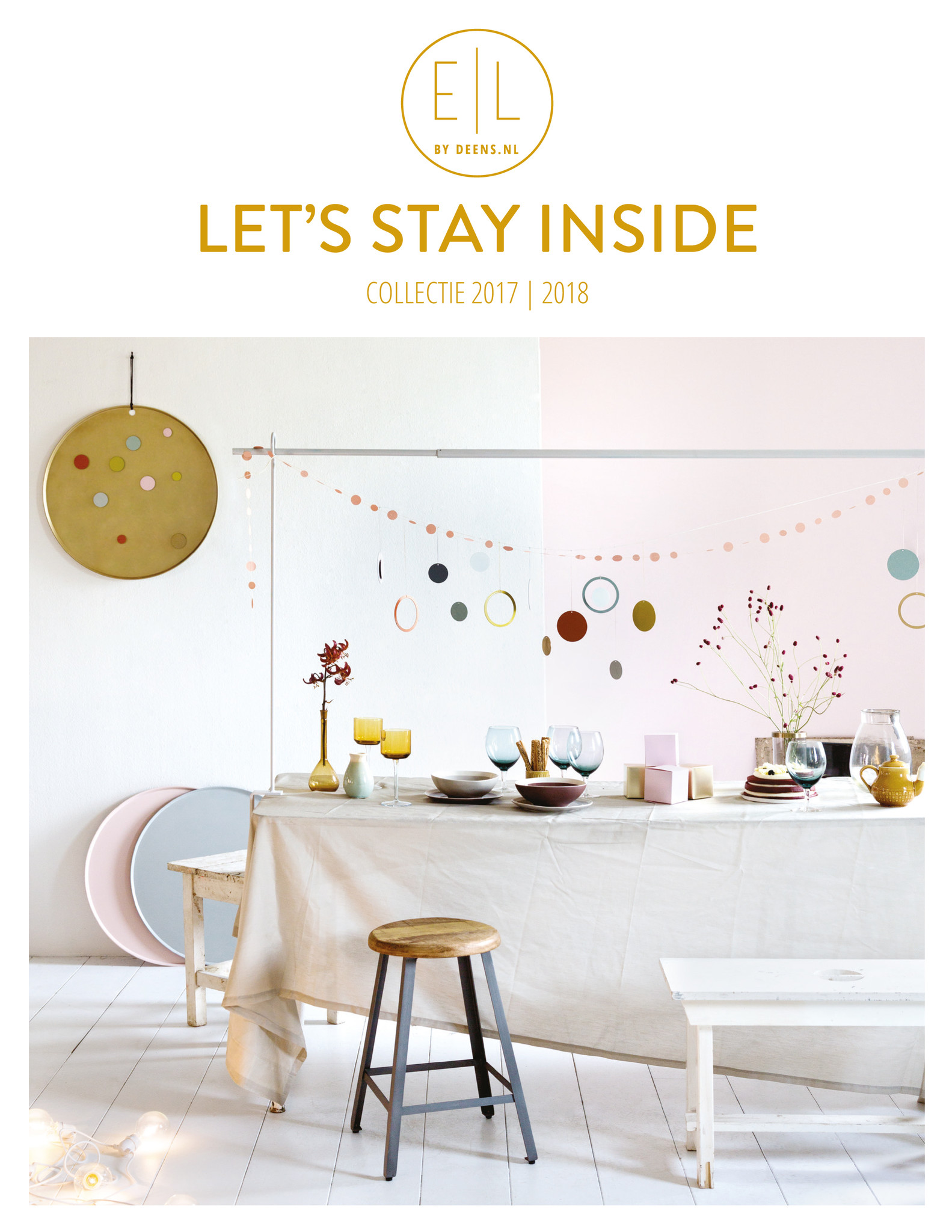 catalogus el by deens let's stay inside