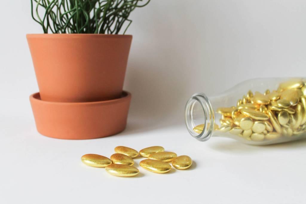 Suikerbonen goud