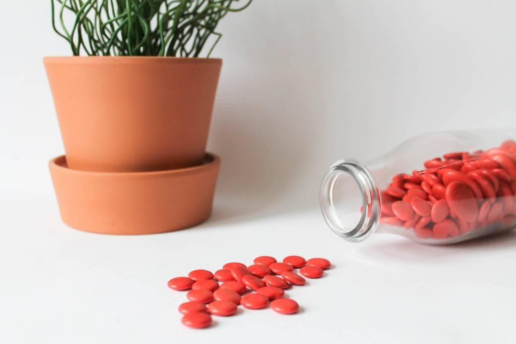 Lentilles rood