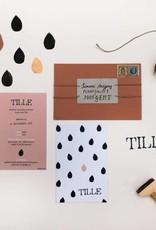 Geboortekaartje Tille