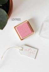 Inktpad lichtroos - 134
