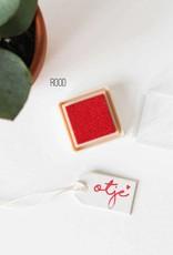 Inktpad rood - 114