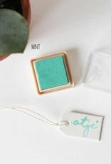Inktpad mint