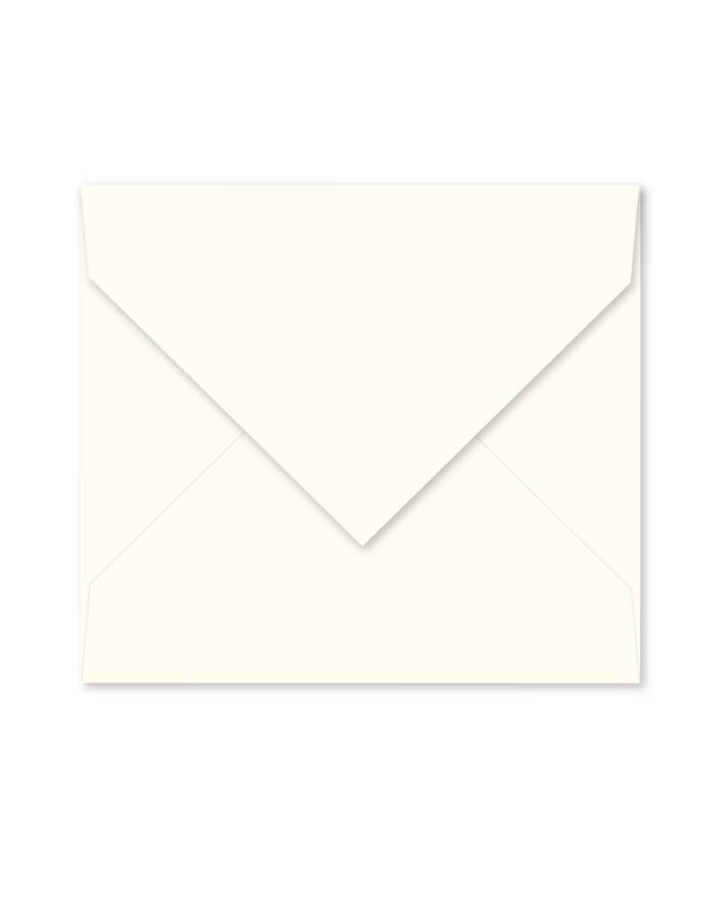 Enveloppe gebroken wit