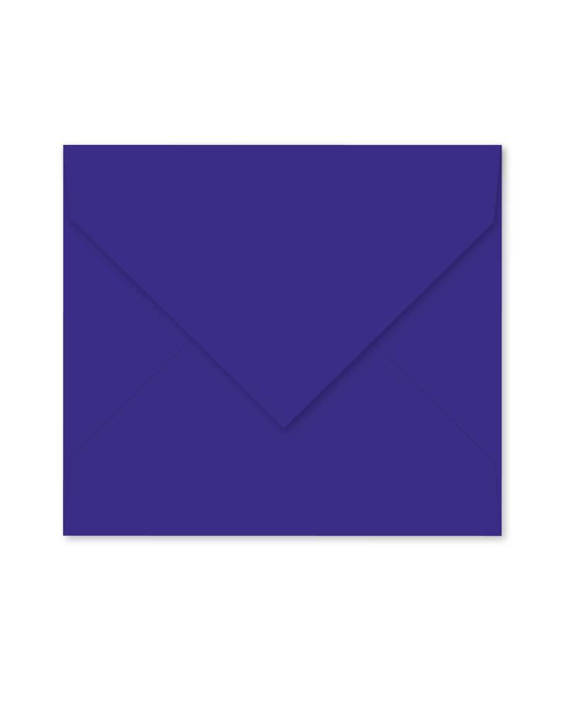 Enveloppe paarsblauw