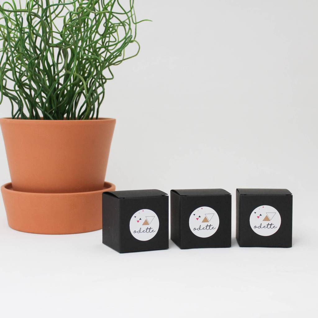 Ronde stickers • 3cm