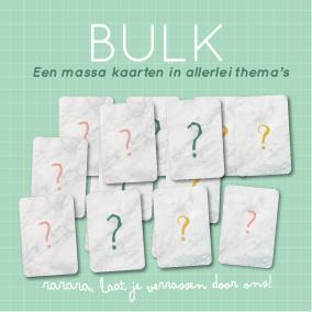 Pakket BULK