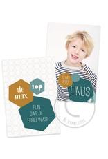 Communiekaart Linus