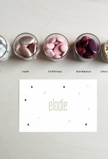 Geboortekaartje Elodie