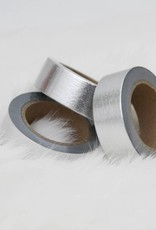 Washi zilver