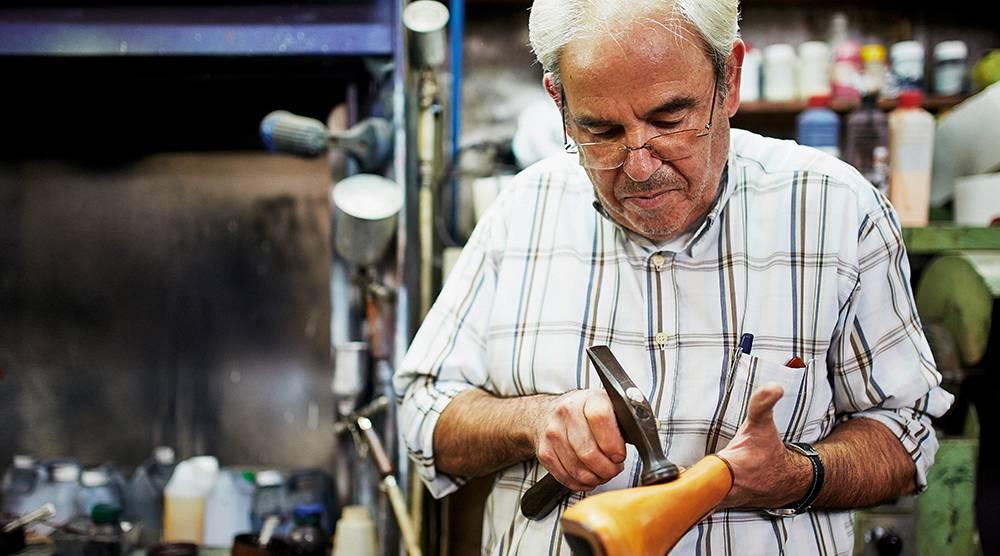 Unsere nachhaltige Lederproduktion