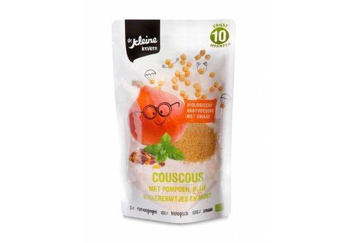 Biologische Couscous met Pompoen