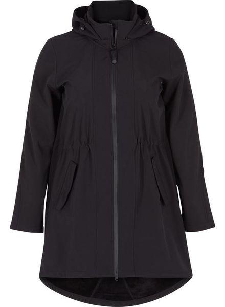 Zizzi soft shell jacket
