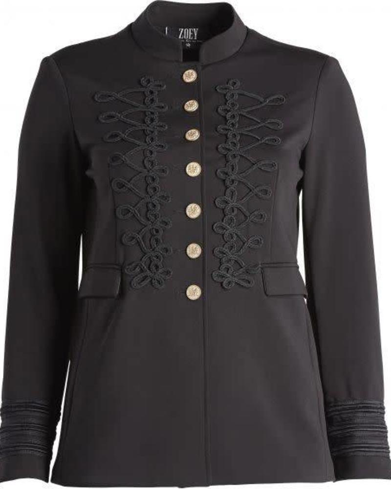 Zoey miltary jacket zoey