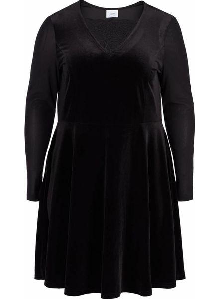 Zizzi dress velours