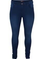 Zizzi Jeans Amy blue denim