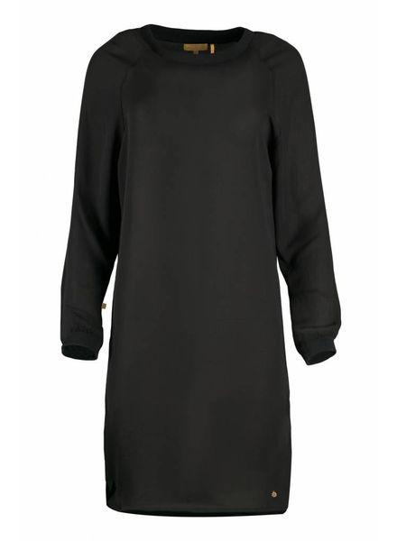 Zusss feestelijk jurkje zwart Zusss