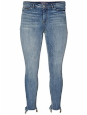five ankle destroyed jeans 21006933