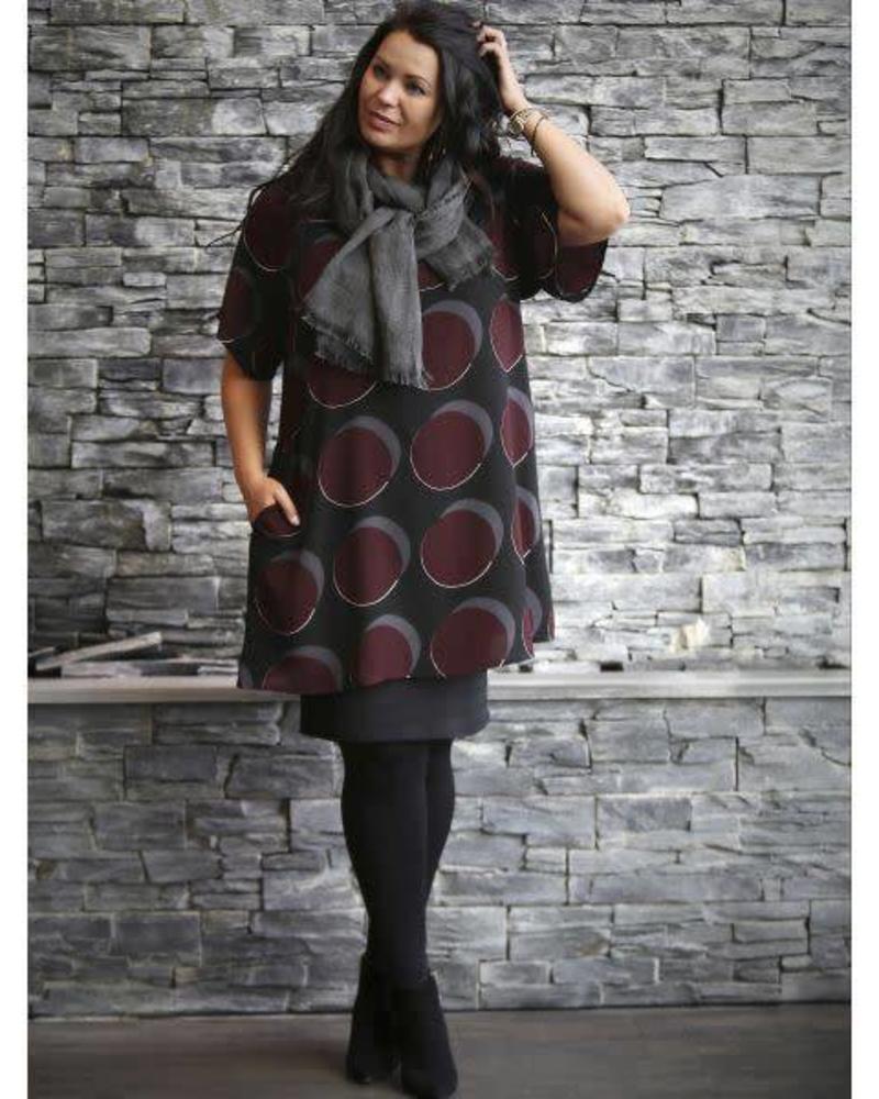 Zoey tunic print