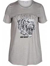 Zizzi tshirt tiger