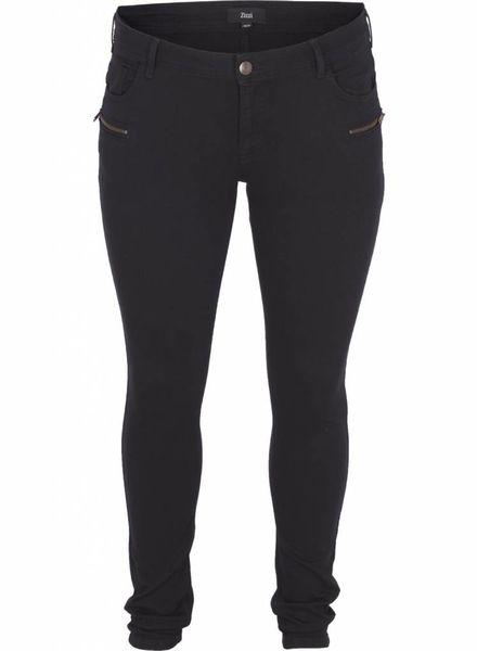 Zizzi Jeans Sanna black