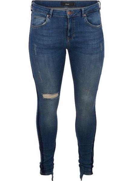Zizzi jeans Amy sidestripe