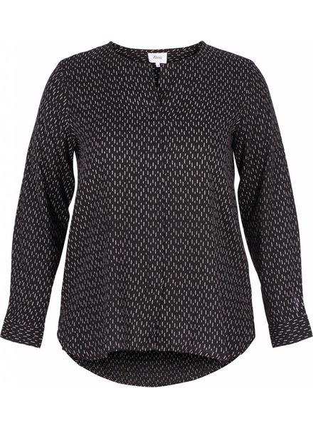 Zizzi blouse print Irene