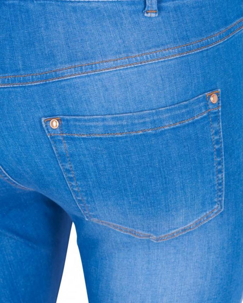Jeans Amy cropped destroyed