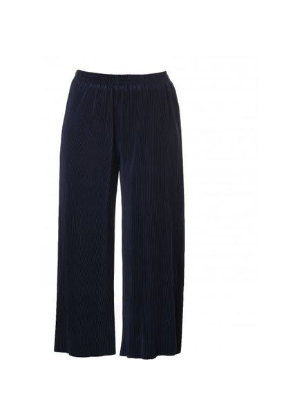 plisse pants